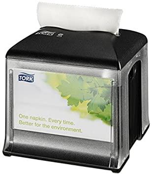 4 Pc Tork Xpressnap Tabletop Napkin Dispenser