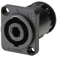 Adaptor Neutrik NL4MP-ST Chassis Mount Speakon Adaptor