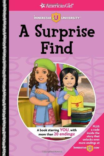 Download A Surprise Find (Innerstar University) PDF