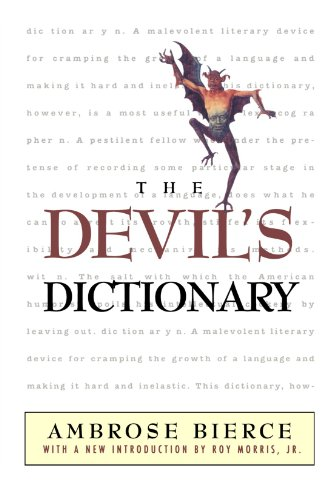 The Devil's Dictionary by Oxford University Press