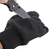 Stainless Steel Wire Safety Works Anti-Slash Stab Resistance Cut Proof Gloves Outdoor Working Army Anti-Static Very Durable For Your Hands Brand New