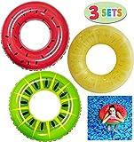 JOYIN Inflatable Pool Floats 32.5