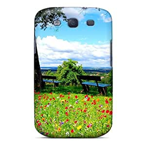 Ideal Williams6541 Case Cover For Galaxy S3(a Beautiful Spring Day), Protective Stylish Case
