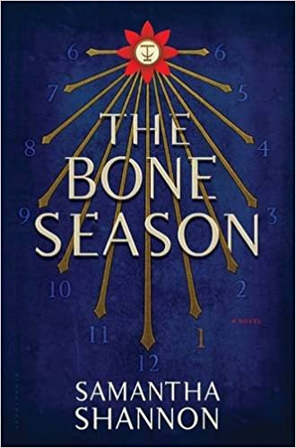 'The Bone Season' Cover