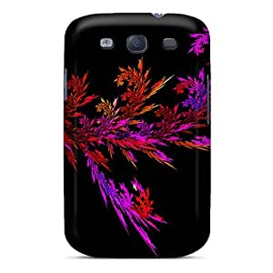 Samsung Galaxy S3 Udh15611VSOj Support Personal Customs Colorful Queen Series Bumper Phone Case -ChristopherWalsh
