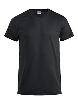 863375ad1 Clique Men's Functional Polyester T-Shirt. The T-Shirt for Sport, Perforated