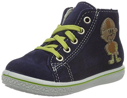 Ricosta Jolly - Zapatillas altas Niños Azul - Blau (nautic 172)