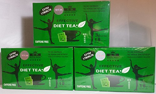 3 boxes Royal King Extra Strength Diet Green - Effective Diet