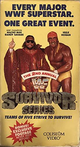 (The 2nd Annual WWF Survivor Series [VHS])