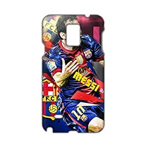 Cool-benz F.C.B Messi 3D Phone Case for Samsung Galaxy Note4