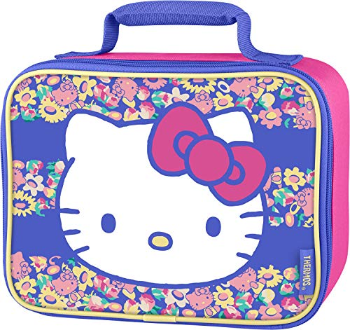 Thermos Insulated Soft Lunch Kit - Hello Kitty