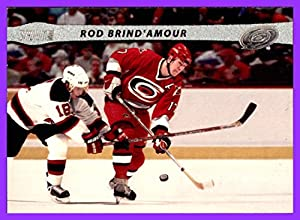 2001-02 Stadium Club #95 Rod Brind'Amour CAROLINA HURRICANES