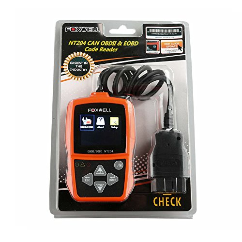 NT204 OBD2 CAN Diagnostic Tool Fault Code Reader DIY OBD2 EOBD Scanner by FOXWELL (Image #4)