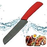 tomato design - Premium Ceramic Chef Knife Set | 6