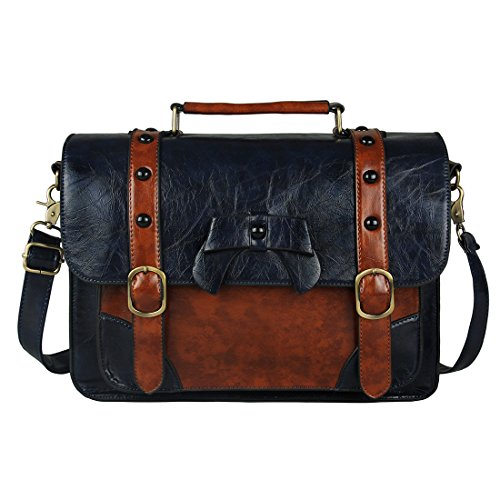 ECOSUSI-Vintage-Crossbody-Messenger-Bags-Briefcase-Girl-Purse-Handbags-for-Women