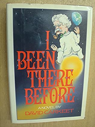 book cover of I Been There Before