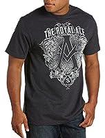 Royal Ace Poker Big & Tall Short Sleeve Graphic T-Shirt
