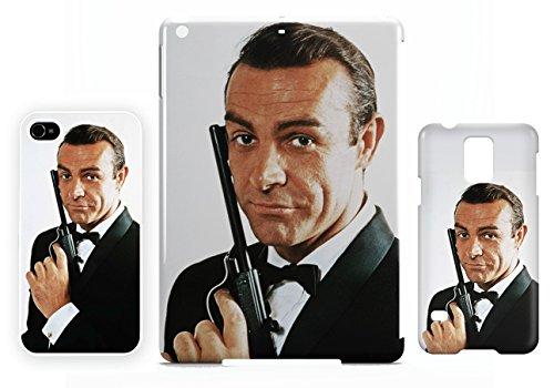 Sean Connery 007 iPhone 5C cellulaire cas coque de téléphone cas, couverture de téléphone portable