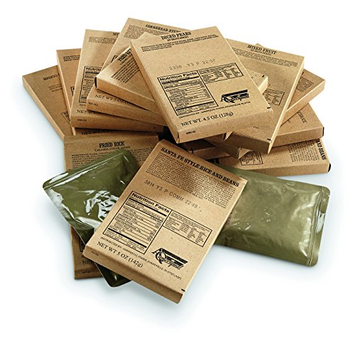 U.S. Military MRE Side Dishes 24 Pack