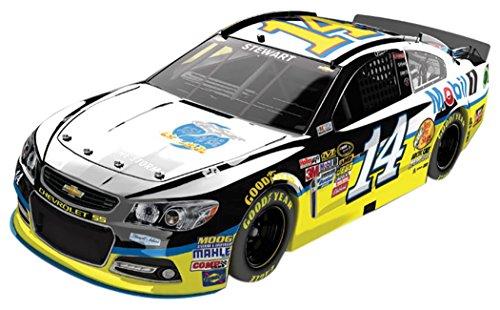 Tony Stewart 14 Code 3 Associates 2014 Liquid Color Chevrolet Sprint Cup Diecast Car, 1:24 Scale Elite HOTO, Official Diecast of NASCAR