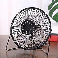 donfonhyx989u7 Mini electric fan Desktop fan-inch plug-in small
