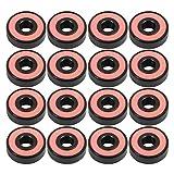 Amphetamine DIVA 7mm 627 ROLLER DERBY BEARINGS for Quad Skate Skates