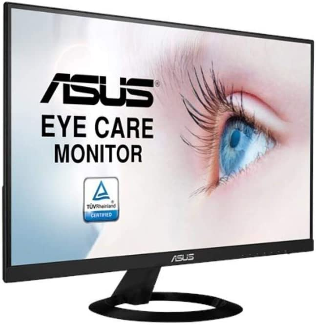 """Asus VZ249HE 23.8"""" Full HD 1080P IPS Eye Care Monitor with HDMI and VGA, Black"""