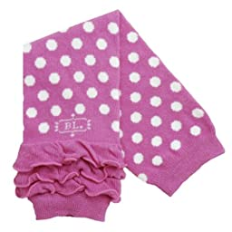 BabyLegs Baby-girls Infant Legwarmer, Desert Rose, One Size