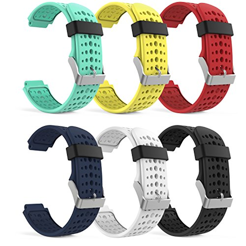 Forerunner MoKo Silicone Replacement Multi Colors
