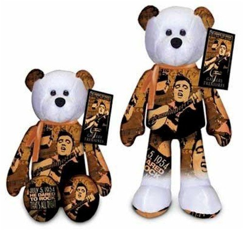 - Elvis Presley 50th Anniversary Bear # 003