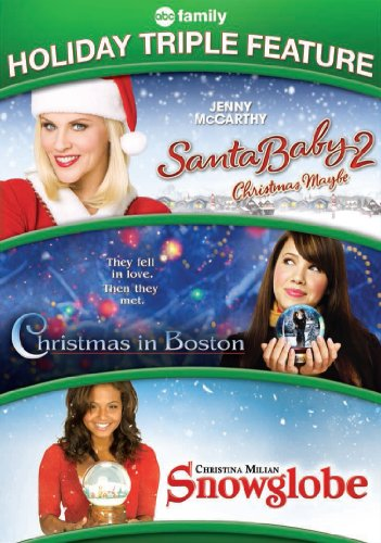 Santa Baby 2: Christmas Maybe / Christmas in Boston / Snowglobe (Baby 2 Santa)
