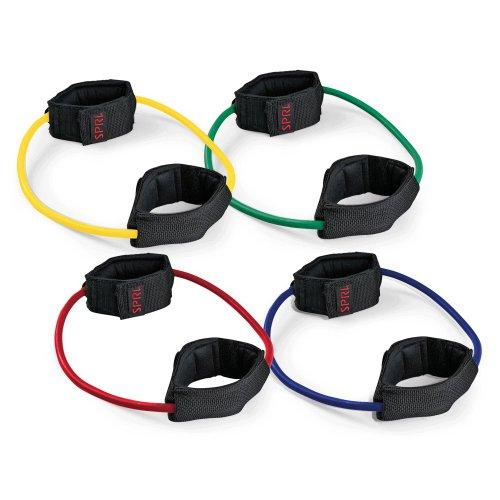 SPRI Xercuff Resistance Band Exercise Cords – DiZiSports Store