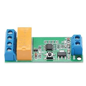 Amazon com: Motor Reverse Polarity Module DC 5/6/9/12V Time