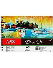 Cervantes PB306 - Block de oleo A3