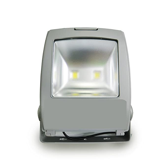 Nealed - Foco proyector led de exterior 120w equivalente a 800w ...