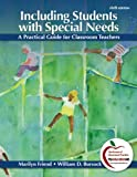 Including Students with Special Needs: A Practical Guide for Classroom Teachers Plus NEW MyLab Education with Pearson eText -- Access Card Package (6th Edition)
