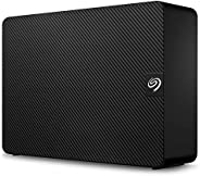Seagate Expansion 10TB External Hard Drive HDD - USB 3.0, with Rescue Data Recovery Services (STKP10000402)