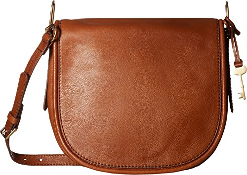 Fossil Rumi Crossbody Bag, Saddle