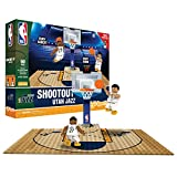 Utah Jazz OYO Sports NBA Court Shootout Set 61PCS with 2 MInifigures
