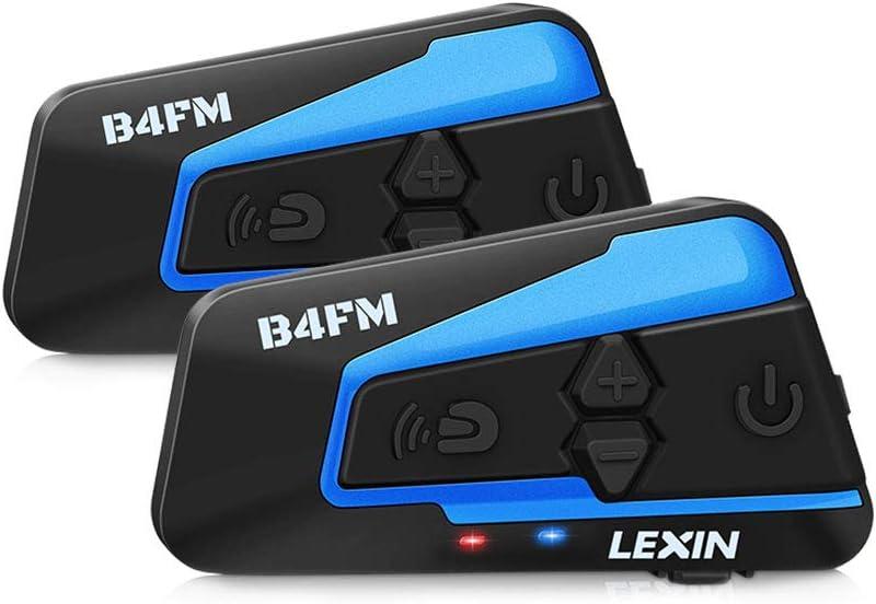 intercomunicador lexin b4 fm
