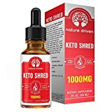 Shark Tank Keto Shred Drops - 1,000mg Of goBHB!! Boost Metabolism and...
