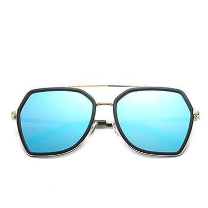 Amazon.com: CFBD - Gafas de sol para mujer, montura pequeña ...