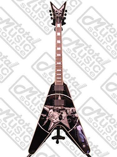 dean v guitar case - 8