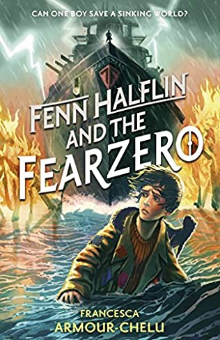 book cover of Fenn Halflin and the Fearzero