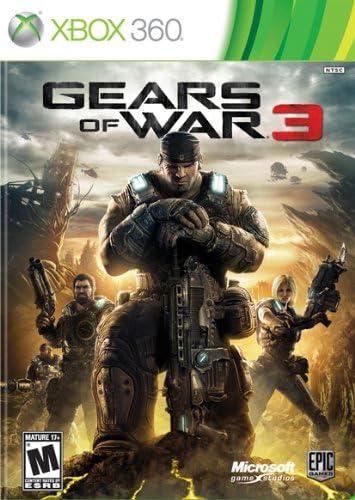 Amazon.com: Gears of War 3 - Xbox 360: Video Games