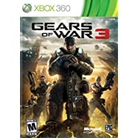 Gears of War 3 / Game - Xbox 360