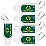 Oregon Ducks Travel Size Extra-Moisturizing Hand Lotion 5-Pack Review and Comparison