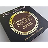 Too Faced Chocolate Soleil Medium/Deep Matte Bronzer Mini (.08 oz) by Too Faced