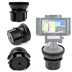 DURAGADGET Base Para Soporte Para GPS TomTom Start 40 EU45 LTM / Start 50 / NozaTec 7''