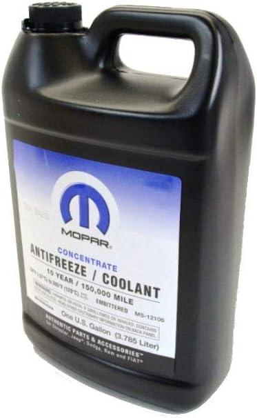 Mopar 10 Year/150,000 Mile Coolant Concentrate